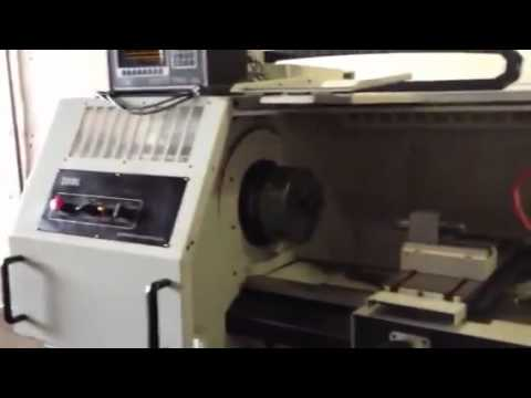 18 X 40 SOUTHWEST INDUSTRIES 2 AXIS CNC   MANUAL FLAT BED LATHE   YouTube2