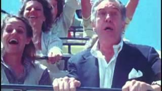 Vincent Price on a roller coaster