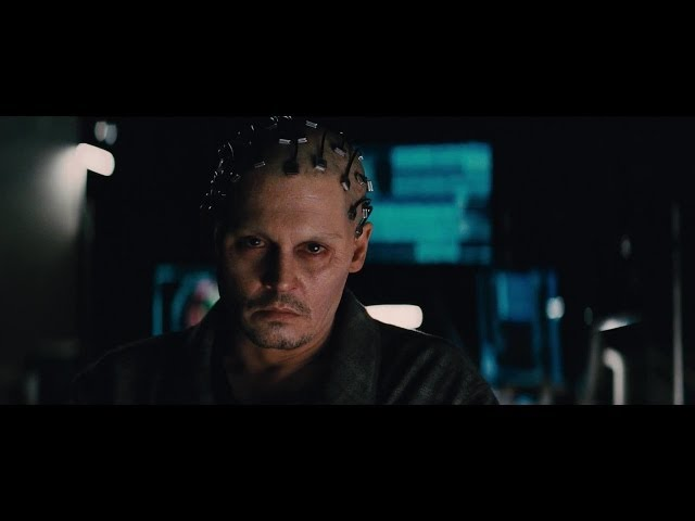 Transcendence - Official Trailer #1