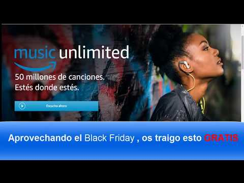Amazon Music Unlimited como funciona