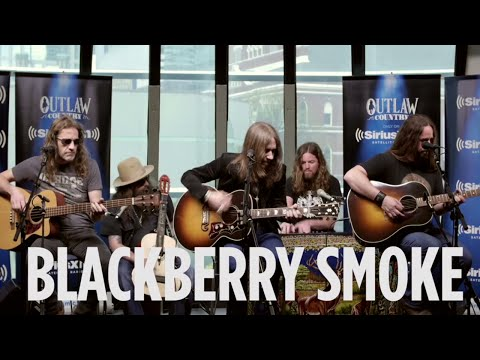 "Blackberry Smoke ""Living In The Song"" Live @ SiriusXM // Outlaw Country"