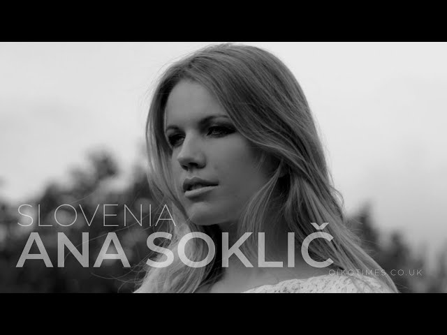 OIKOTIMES 🇸🇮 INTERVIEW WITH ANA SOKLIČ FROM SLOVENIA | EUROVISION 2021