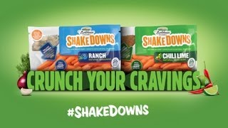 Shakedowns® | Grown To Feed Jeff's Getting-over-a-bad-snack-habit Cravings.