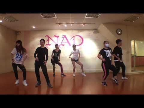 NAD / 安室奈美惠 - Want Me Want Me (初級班) Part.1 20171201