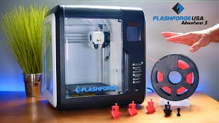 FlashForge Adventurer 3 - 3D Printer - Upgrades & Prints