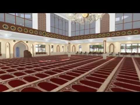 Islamic Propagation Centre of Ontario Jame Masjid Coopers Avenue Expansion Project