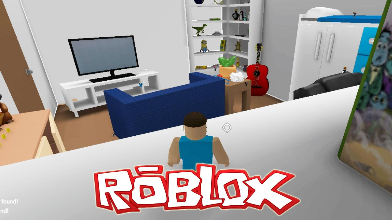 Roblox / Hide and Seek EXTREME / I'm a little mouse! / Gamer