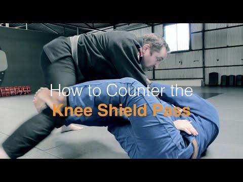 360 Jiu Jitsu// Technique of the Week// Knee Shield Pass