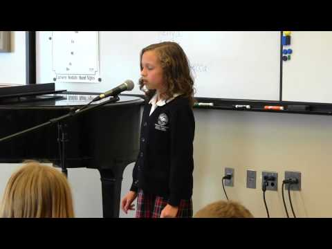 Colors of the Wind by Kenya Clark of The One Voice Children's Choir