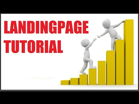 All-inkl WordPress – 25 Min. Landingpage Step-by-Step Tutorial 2016 (deutsch)