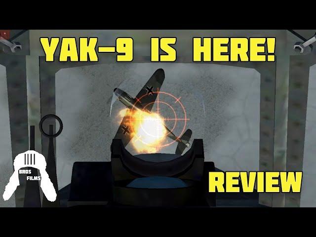 Gunship Sequel WW2 - Yak-9 45MM CANNONS! New Update (Wings of Duty)
