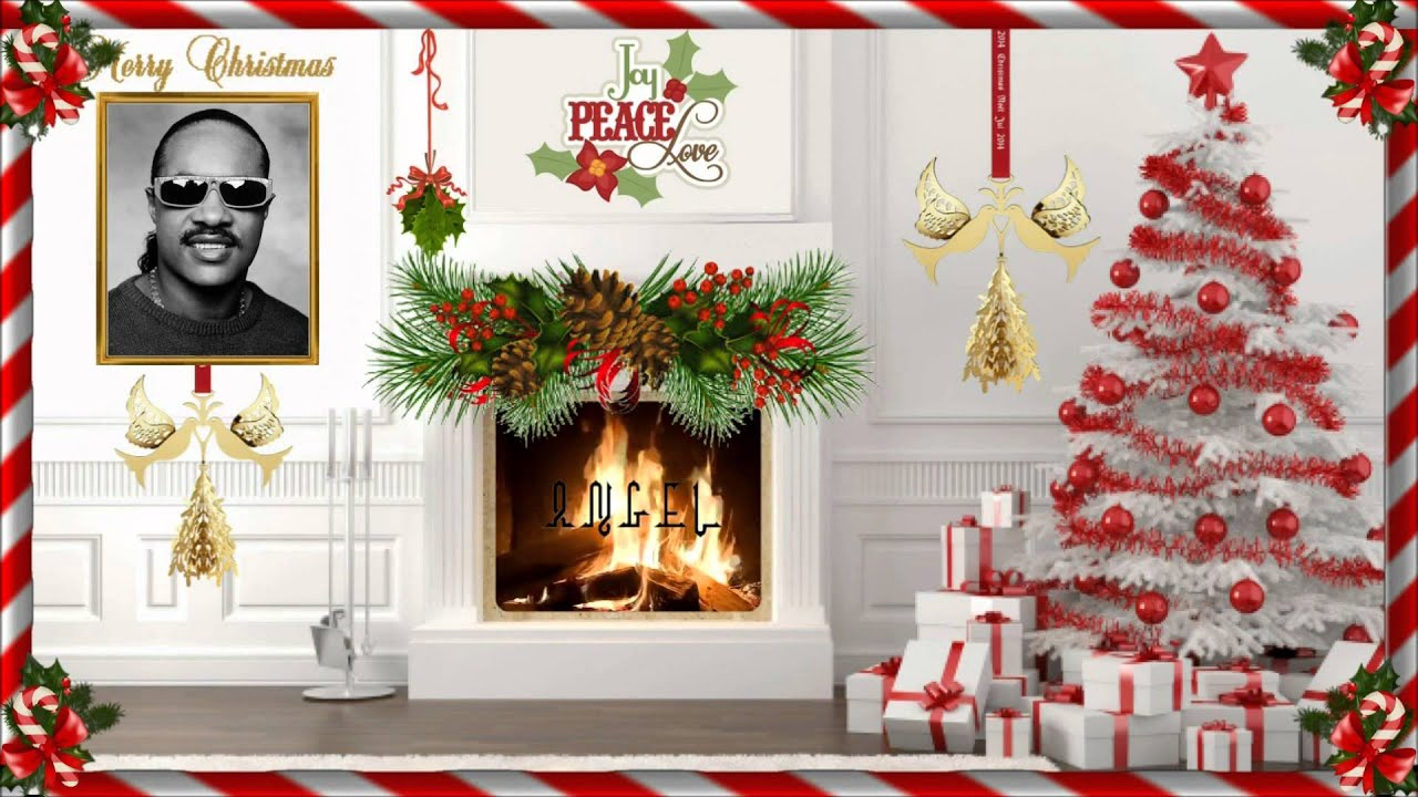 Stevie Wonder *ft* India.Arie *☆* The Christmas Song - YouTube