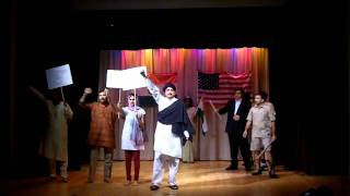 Bhagat Singh Indian Independence Day Performance August 2011 Naples FL