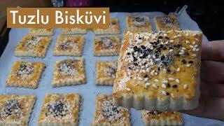 Tuzlu Bisküvi - Naciye Kesici - Yemek Tarifleri