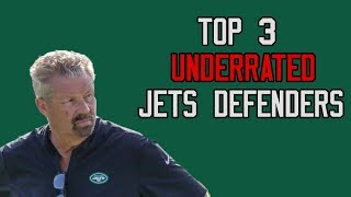 New York Jets Top 3 Underrated Defenders In 2019