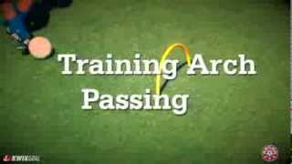 Training Arch Passing Warm Up: Nscaa Technical Training Series Presented By Kwik Goal