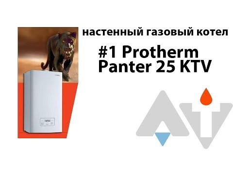 Protherm PANTER 25 KTV Плата управления, гидравлика   Вскрытие АТ #1