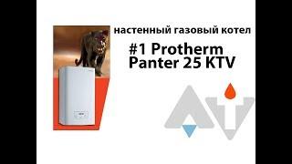 Protherm PANTER 25 KTV Плата управління, гідравліка Розтин АТ #1