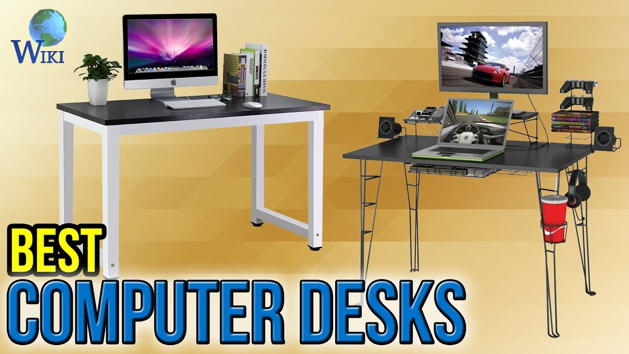10 Best Computer Desks 2017