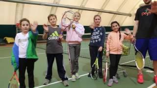 Большой теннис для детей | Одесса | Совиньон