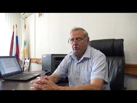 Александр Матвеенко, глава города,  председатель Совета народных депутатов  Новозыбкова