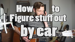 Tip Of The Węek #6 | How to figure stuff out by ear | Tips & tricks!