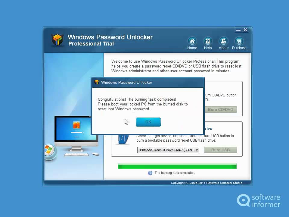 windows password unlocker professional full