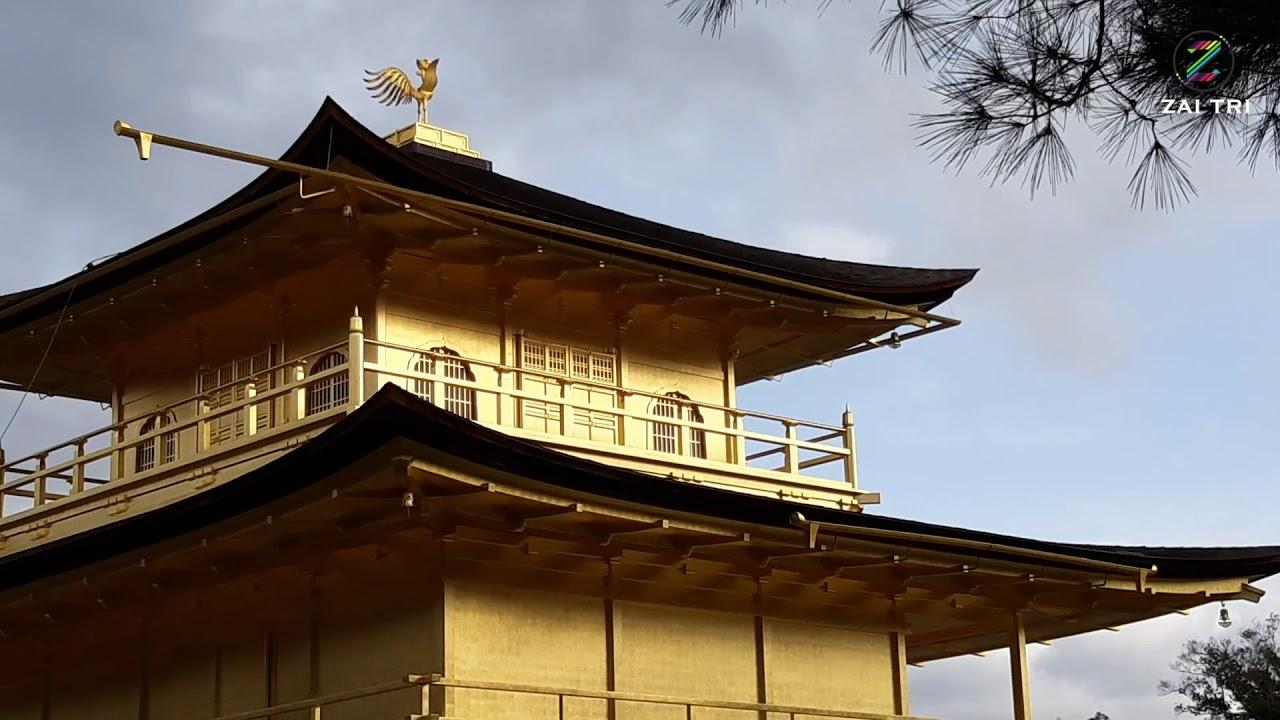 Đền Kinkakuji ngôi đền Vàng huyền thoại ở Nhật Bản | ZaiTri