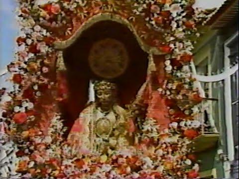 1983 Santo Cristo Feast in San Miguel, Azores