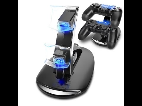 PS4 Controller Dual Charging Stand unboxing