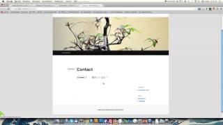 كيفية إنشاء مخصص وورد قالب الصفحة