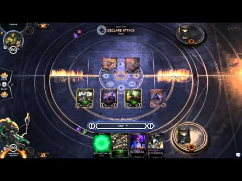 HEX: Shards of Fate - How to Play