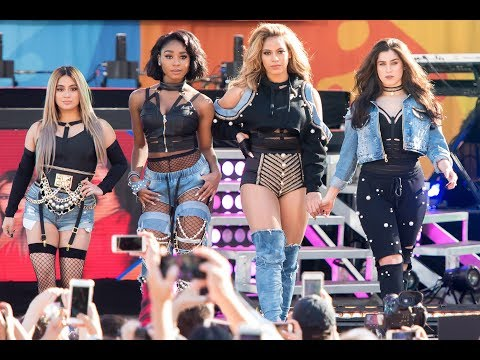 Fifth Harmony, Work From Home Ft Ty Dolla Sign on GMA