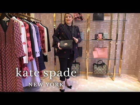 New Handbags Featuring The Nicola Bag | Talking Shop | Kate Spade New York