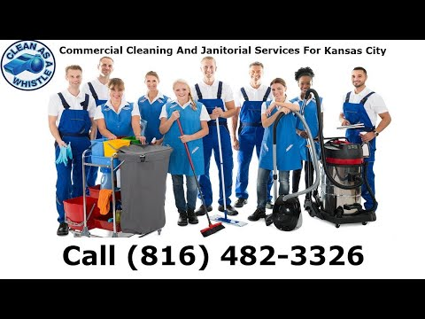 Kansas City Janitorial And Cleaning Service | Clean As A Whistle LLC