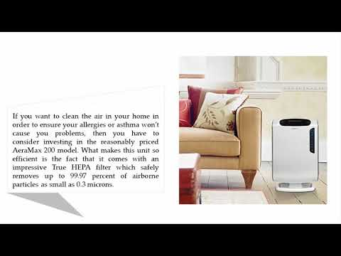 The 5 Best Air Purifier For Pet Allergies 2018