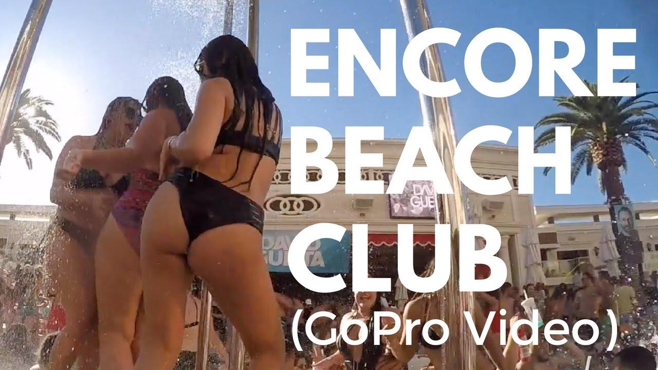 Download Encore Beach Club w/ David Guetta (GoPro video)