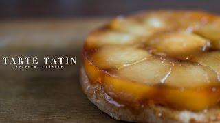 Tarte Tatin (vegan) ☆ タルトタタンの作り方