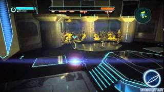 Tron: Evolution - Boss Battle - Gameplay - HD