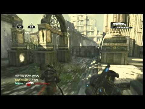 Gears of War 3 :: Taken by The Reaper #1