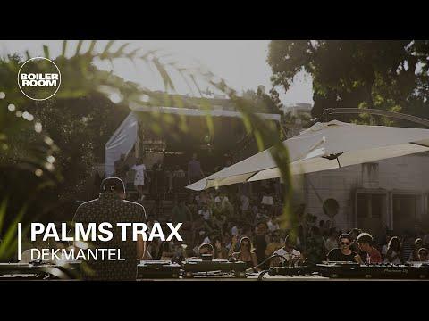 Palms Trax Boiler Room Dekmantel São Paulo DJ Set