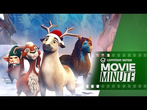 Elliot the Littlest Reindeer: Movie Review Mp3