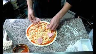 Готовим итальянскую пиццу. Не видео рецепт. ProSushi