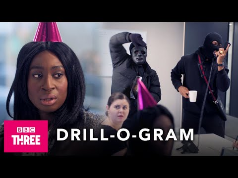DRILL-O-GRAM | Famalam: Series 3 On iPlayer Now