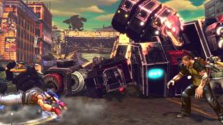 Street Fighter X Tekken: PS3 and Vita exclusive characters