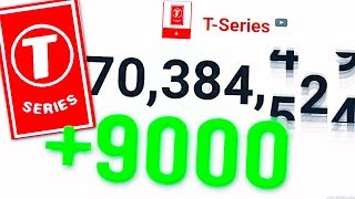 How T-Series Got 9000 Subscribers In 1 Second (ANSWERED!)