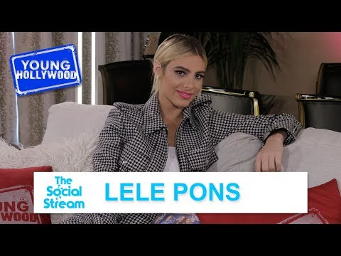 Lele Pons: Does Her Shakira Impersonation!