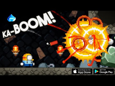 Mineblast - Destruction Game Android/iOS