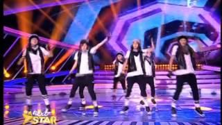 Dansul copiilor din trupa Big Bounce la Next Star!