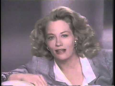 Cybil Shepherd 1987 Preference By L'Oreal Commercial # 1